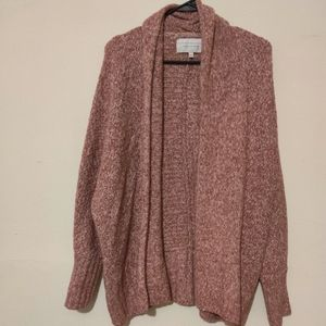 Angel of the north super cute sweater! Anthro sz s